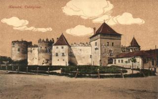 Késmárk, Kezmarok; Thököly vár. Feitzinger Ede No. 533. / castle