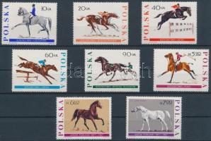 1967 Lovak sor Mi 1740-1747