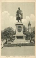 Sopron, Széchenyi szobor (EK)