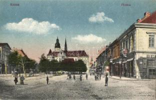 Kassa, Kosice; Fő utca / main street