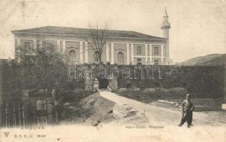 Ada Kaleh, Mecset / Moschee / mosque (ázott sarkak / wet corners)