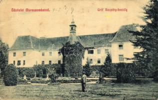 Muraszombat, Muravska Sobota; Gróf Szapáry kastély. W. L. 2328. / castle