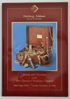 1988 Habsburg, Feldman: Jewels and watches aukciós katalógus