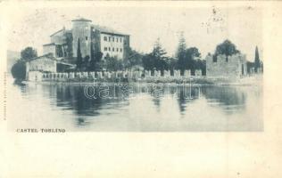 1899 Toblino (Südtirol), Castel / castle