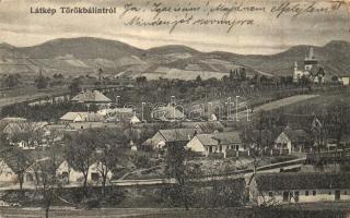 Törökbálint, Látkép, kiadja Izely Ferenc (EK)