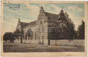 Zywiec, Gmach Sokola / Sokol school building (EK)