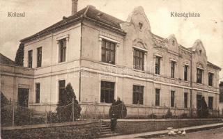Kölesd, Községháza