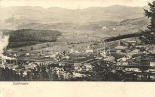 Sostanj, Schönstein; general view (EK)