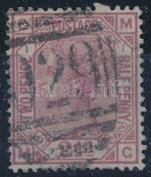 1873 Mi 40 Pl.1x (Mi EUR 50,-)