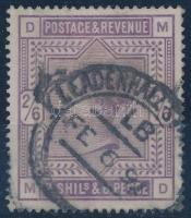 1883 Mi 82 x (Mi EUR 80,-)
