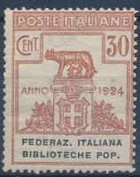 1924 Portó Mi 35 (Mi EUR 100,-)