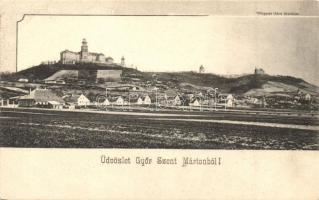 Pannonhalma, Győrszentmárton. Wagner Géza