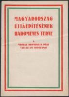 1947 Magyarország újjáépítésének hároméves terve, a Magyar Kommunista Párt választási programja, 8p