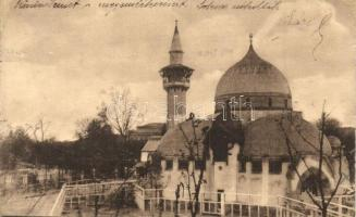 Budapest XIV. Új állatkert, Elefántok tanyája (r)