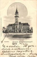 Hódmezővásárhely, Városháza, kiadja Grossmann Benedek utóda (EK)