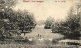 Füzérradvány, Kis tó