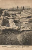Budapest III. Aquincumi ásatások, Mithra templom
