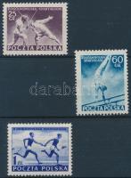 1954 Sport sor Mi 861-863