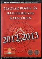 Magyar posta- és illetékbélyeg katalógus 2012-2013 (használt) + 1928-2009 sorok és értékek