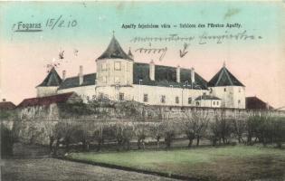 Fogaras, Fagaras; Apaffy fejedelem vára / castle