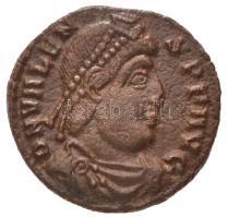 Római Birodalom / Siscia / Valens 367-375. AE3 (2,43g) T:2 Roman Empire / Siscia / Valens 367-375. AE3 DN VALEN-S P F AVG / SECVRITAS REIPVBLICAE - *P-M - ASISC (2,43g) C:XF RIC IX 7. xvii.