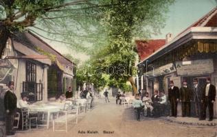 Ada Kaleh, bazár / bazar (EK)