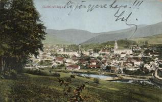 Gölnicbánya, Gelnica, Göllnitz; Feitzinger Ede No. 730.