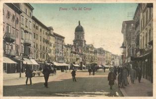 Fiume, Via del Corso / street