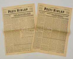 1940 A Pesti Hírlap LXII. évfolyamának 59-60. száma