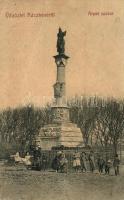 Ráckeve, Árpád szobor (Rb)