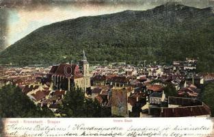 Brassó, Kronstadt, Brasov;