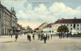 Szombathely, Püspökvár (EK)