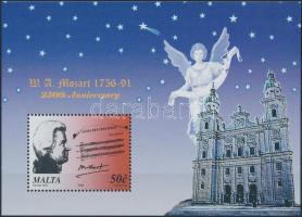 2006 Wolfgang Amadeus Mozart blokk Mi 35