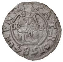 1584K-B Denár Ag (0,45g) + 1586K-B Denár Ag Rudolf (0,49g) T:2,2- Huszár: 1059., Unger II.: 811.a