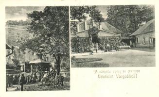 Várgede, Hodejov; Gyógy- és gőzfürdő, kút / spa, well
