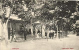 Piliscsaba, Északi tábor várta, kiadja Póhl és Herz (EK)