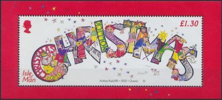 2002 Karácsony blokk Mi 46