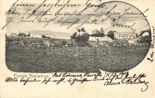 Szalatnya, Pusztaszalatnya, Slatina; (EK)