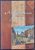 Nagykanizsa régi képes levelezőlapokon; Válogatás Dr. Szombath Tibor gyűjteményéből. Agenda Natura Kft. 2010. (három nyelvű bevezetővel)