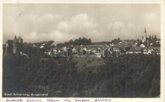 Városszalónak, Schlaining;