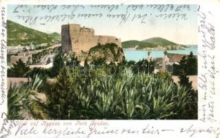 Dubrovnik, Ragusa; Park Gradae (r)