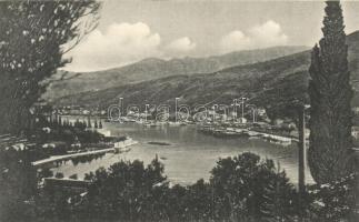 Dubrovnik, Ragusa; 47 db régi képeslap, vegyes minőség / 47 pre-1945 postcards, mixed quality