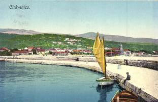 Crikvenica - 11 db régi képeslap / 11 pre-1945 postcards