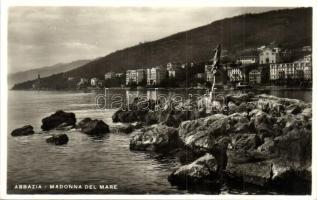 Abbazia - 43 pre-1945 potcards, mixed quality
