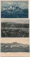 Gorizia, Görz; - 9 pre-1945 postcards