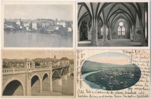 Maribor, Marburg; - 6 pre-1945 postcards