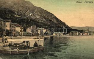 25 db RÉGI bosnyák és montenegrói városképes lap, vegyes minőség / 25 pre-1945 Bosnian and Montenegrin town-view postcards, mixed quality