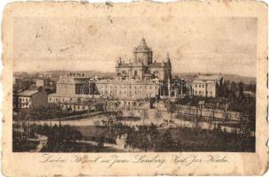 Lviv, Lwów, Lemberg; Kosciol sw. Jura / church
