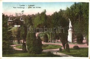 Lviv, Lwów, Lemberg; Leopol, Park Kilinskiego (Rb)