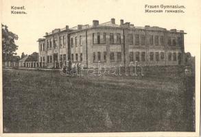 Kovel, Kowel; Frauen Gymnasium / girl school